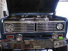 1969-1975 International Travelall & Pickup Aluminum Radiator USA MADE!!