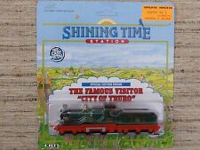 Famous Visitor City of Truro Thomas the Tank Engine Friends  Ertl New on Card