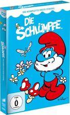 4 DVDs *  DIE SCHLÜMPFE - DIE KOMPLETTE STAFFEL 1  # NEU OVP <