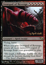 MTG DEMIGOD OF REVENGE FOIL EXC - SEMIDIO DELLA VENDETTA EXC - PROMO - MAGIC