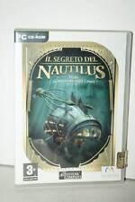 IL SEGRETO DEL NAUTILIUS USATO OTTIMO STATO PC CDROM VERSIONE ITALIANA FR1 38889