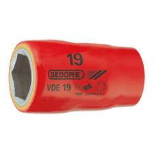 """Gedore: Steckschlüssel Einsatz 1/2"""" VDE19 x56 mm 6kt. +++NEU+++"""
