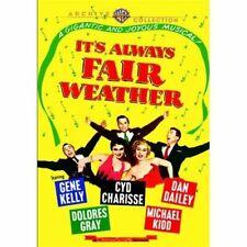It's Always Fair Weather DVD Kelly Gene Dailey Dan