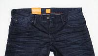 NEU - Hugo Boss Orange 24 Barcelona - W31 L34 - Night Washed Denim Jeans - 31/34