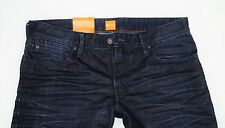 NEU - Hugo Boss Orange 24 Barcelona - W31 L34 - Night Washed Denim Jeans - 31/34