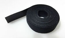 """VELCRO® Brand Reusable ONE-WRAP® Strap Double Sided 3/4"""" X 15ft (5 yards) Black"""