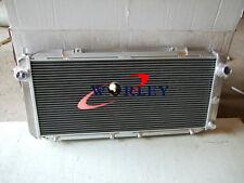 Aluminum Radiator TOYOTA MR2 MR-2 SW20 2.0 REV1 REV2 REV3 TURBO N/A 1990-1999