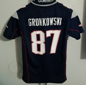 gronkowski jersey adult