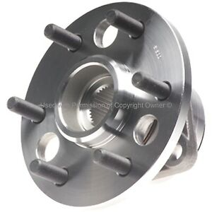 MPA Quality-Built WH515001 Wheel Bearing and Hub Assembly