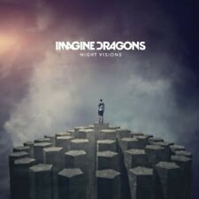 Night Visions: Deluxe Edition - Imagine Dragons (CD Used Very Good)