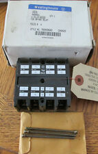 NEW NOS Westinghouse 766A030G03 Contact 4 Pole Adder For AR-ARD Relay ARA