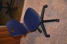KIFIWPDIWPD18CPBL - KI Intellect Wave Task Pedestal Ped Chair Desk Chair
