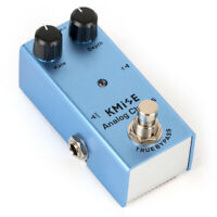 Analog Chorus Guitar Mini Single Effect Pedal True Bypass for Electric Guitar