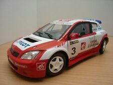 COFFRET TOYOTA COROLLA TROPHEE ANDROS 2006 1/18 Alain PROST
