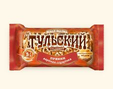"""Lot Of 2 Natural Honey Russian Gingerbread """"Pryanic""""  """"Tulsky"""" 140g /4,94oz"""