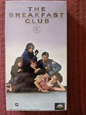 The Breakfast Club (VHS) Brand NEW Factory Sealed 1985