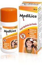 Medilice Single Application Lice Formula 30 gm x 3