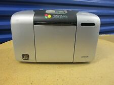 EPSON PICTUREMATE PERSONAL PHOTO LAB PRINTER MODEL B271A SOLD UNTESTED
