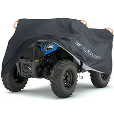Custom 190T Waterproof ATV Cover Storage UV Protector For Polaris Sportsman 450