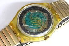 Swatch (AG1991) ETA 2840 automatic watch for PARTS/RESTORE!