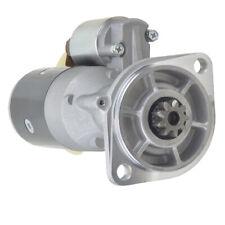 NEW 9T 12V STARTER FITS ISEKI APPLICATIONS W/ ISUZU ENGINES 5811000480 S114-207