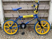 Raleigh Mag Burner MK2 Old School Bmx