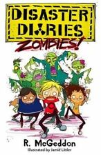 Disaster Diaries: 01 ZOMBIES!, New, McGeddon, R. Book