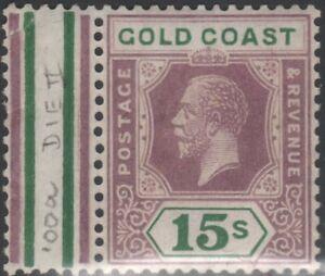 GOLD COAST KGV Scott 94a SG100a Very Lightly Hinged