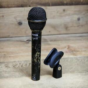 AKG C535EB Condenser Microphone with Clip C-535-EB Vocal Instrument Mic U171797