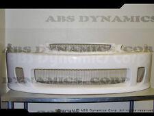 1999 2000 Honda Civic AIRWALKER N1 BACKYARD Style Front Bumper FRP Unpainted