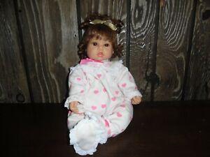 """seymour mann dolls Limited Edition Vinyl 17"""" baby Doll"""