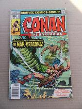 Conan The Barbarian 83 .  Marvel 1978 -   FN / VF
