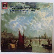 British Music for Concert Band - Holst/Vaughan Williams/Grainger-Royal Air Force