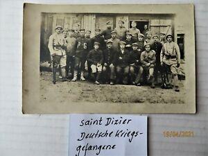Saint Dizier - Deutsche Kriegsgefangene