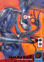 WARLOCK / X-Men Fleer Ultra 1994 BASE Trading Card #128