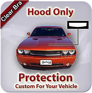 Hood Only Clear Bra for Nissan Cube 2009-2014