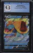 2020 Pokemon Champion's Path #14/73 Drednaw V CGC 9.5 Gem Mint Full Art