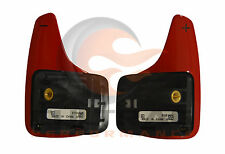 2014-2017 C7 Corvette Genuine GM Red Automatic Paddle Shift Switch Set