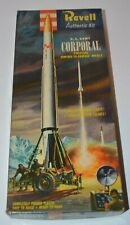 1958 Revell U.S.Army Corporal Firestone Missile Model Kit H-1820 - Parts SEALED!
