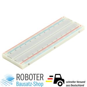 MB102 Prototyping Board - lötfreies Breadboard Steckboard Arduino, Raspberry Pi