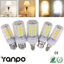 10X 50X LED Corn Bulbs E27 B22 E14 E26 E12 12W 16W Energy Saving COB Light RM