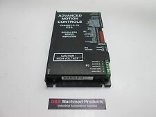 Advanced Motion Controls BE25A20C-BC1 Brushless Servo Amplifier