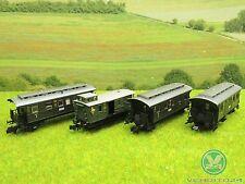 Fleischmann Modellbahnen der Spur N für Gleichstrom Personenwagenfür
