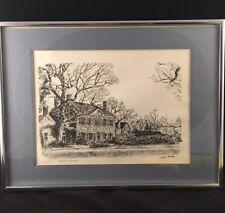 Woodlawn Plantation Bulent Atalay Print