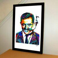 Gomez Addams The Addams Family John Astin TV Series Poster Print Wall Art 11x17