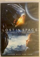 Lost in Space: The Complete First Season (Dvd, 2018) Please See Pics