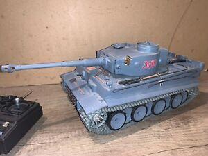 """Heng Long ( Amewi ) RC Panzer """" Tiger """" 1:16 mit Zubehör ( Nr.1 )"""