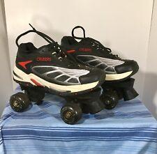 Cruisers - Convertible Tennis Shoe Roller Skates Men's Size 7 - Indoor Outdoor