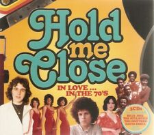 Various - Hold Me Close; In Love... In The 70's (3xCD 2016) Bread; O'Jays; Essex