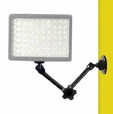 11 Inch Articulating Magic Arm Wall Mount Holder Stand for Camera LED Light,...